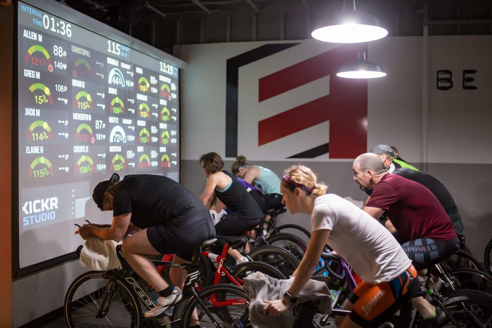 richmond smart trainer studio